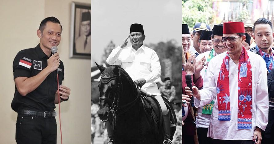 Andi Arief blak-blakan, Sandiaga minta dirinya gulingkan Prabowo-AHY