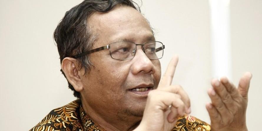 Legowo batal dipinang Jokowi, mengalir dukungan moral untuk Mahfud MD