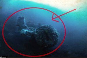 8 Potret pesawat luar angkasa yang ditemukan di bawah Segitiga Bermuda