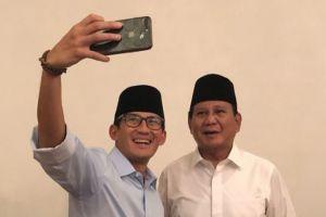 Dampingi Prabowo sebagai cawapres, 3 fakta rekam jejak Sandiaga Uno
