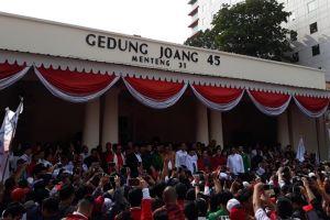 Ini alasan Jokowi yakin Ma'ruf Amin sosok tepat jadi pendampingnya