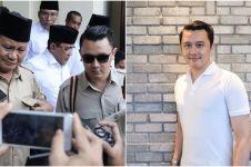 8 Pesona Ridwan Dhani, sekpri Prabowo yang bikin cewek salah fokus