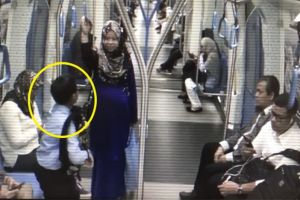 Viral, video perlakuan bocah ke ibu hamil ini bikin hatimu meleleh