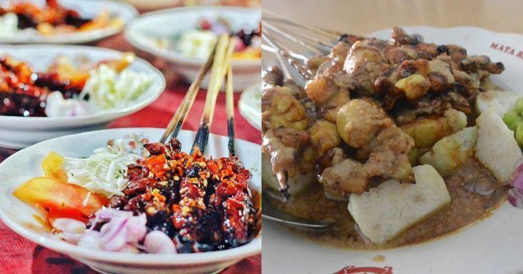 5 Warung sate paling legendaris di Jogja, rasanya asli bikin nagih