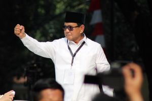 4 Anak mantan Presiden ini dampingi Prabowo-Sandi daftar ke KPU