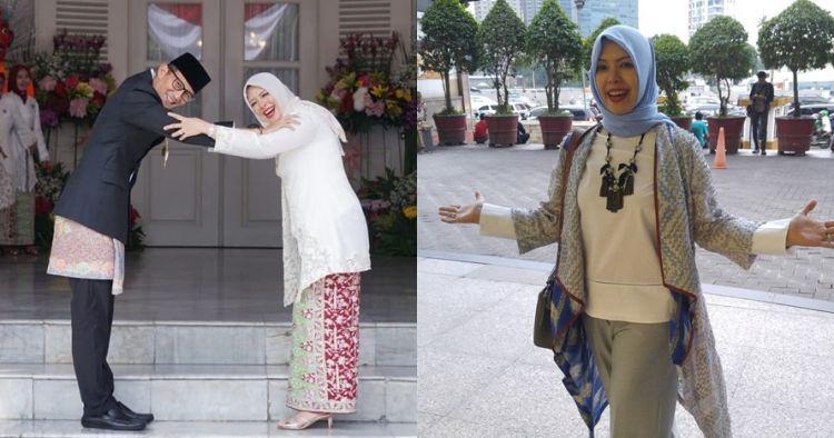 Jadi istri cawapres, ini 10 gaya keseharian Nur Asia istri Sandiaga
