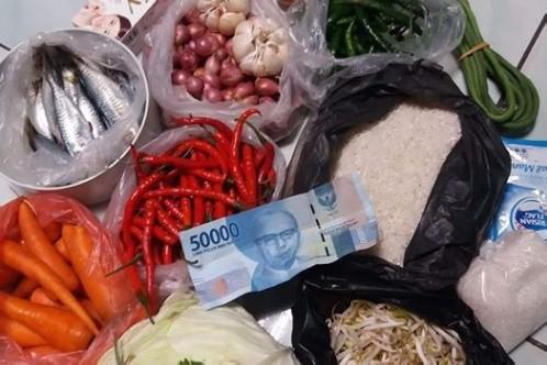 Curhat soal beda hasil Rp 50.000 dipegang istri & suami ini menohok