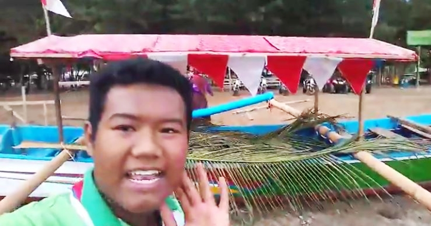 5 Vlog cowok Tulungagung ini kocaknya bikin kamu sadar kearifan lokal