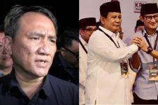 Soal mahar Rp 500 M, Andi Arief sebut sumber informasi dari Gerindra