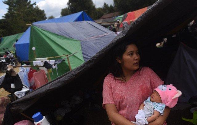 Jangan berikan susu formula pada korban gempa Lombok, ini alasannya