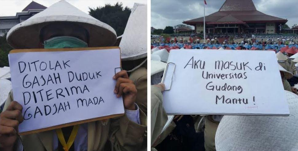 10 Testimoni mahasiswa baru UGM ini bikin kamu senyum-senyum sendiri