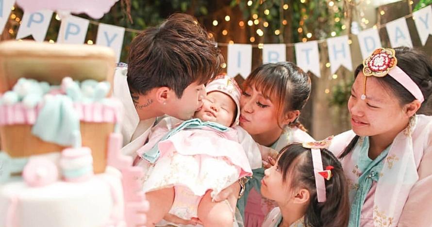 Tradisi Korea Selatan, ini 6 momen perayaan 100 hari anak Lee dan Moa