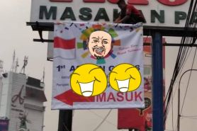 Terinspirasi Asian Games 2018, nama tempat makan ini kocak abis