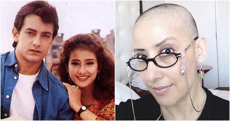 Sembuh dari kanker, ini 10 potret Manisha Koirala aktris India 90-an