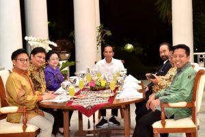 Tim kampanye nasional Jokowi & Ma'ruf Amin rampung, ini tokoh-tokohnya