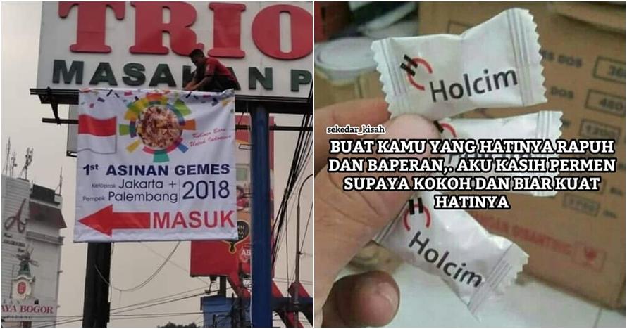 10 Merek nyeleneh produk khas Indonesia ini bukti penjualnya humoris