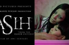 10 Potret di balik layar syuting film Asih, hantu ikonik di Danur