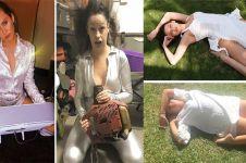 Perempuan ini parodikan 10 gaya selebgram, hasilnya bikin tergelak