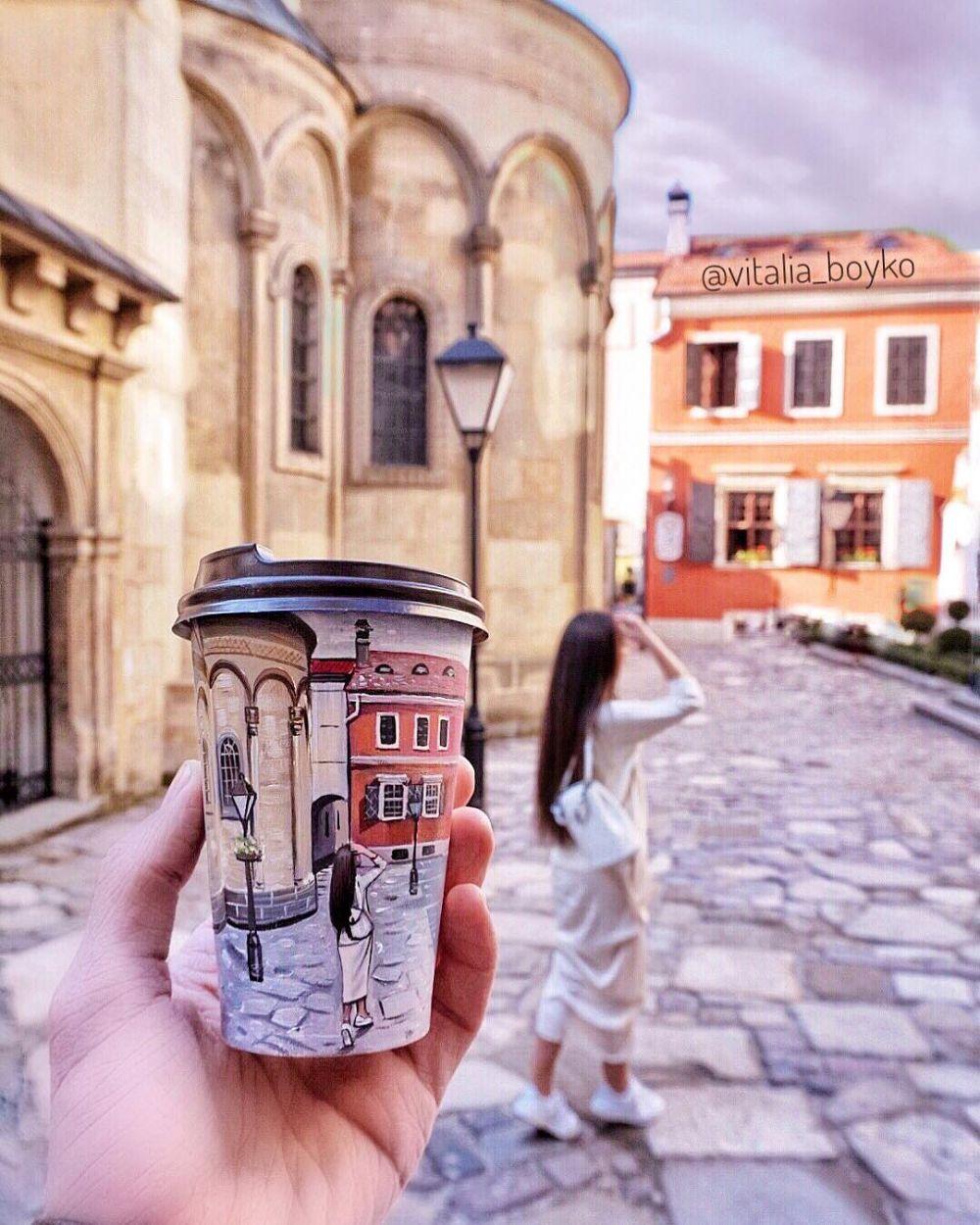 cup kopi © 2018 Instagram
