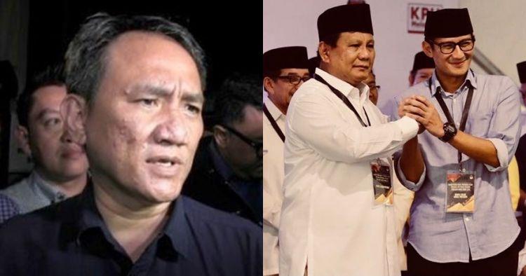 Andi Arief sebut taktik dua istri muda di balik gerakan ganti Presiden