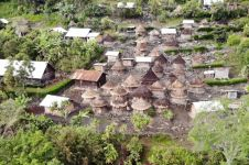 11 Pesona Puldama, kampung di Papua yang baru pertama kali ada listrik