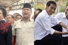10 Foto ini bukti tak ada teman maupun lawan abadi dalam politik