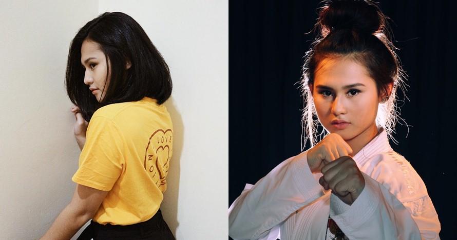 8 Gaya outfit Ceyco Georgia, atlet Asian Games 2018 yang mirip Milea