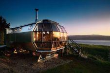 6 Potret rumah unik berkonsep kapal selam, cocok buat penyuka outdoor