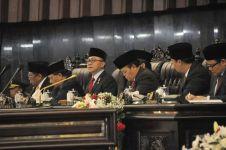 Pidatonya kritik pemerintah, Ketua MPR sebut titipan dari emak-emak