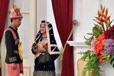 Potret di balik layar persiapan Presiden Jokowi sebelum upacara HUT RI