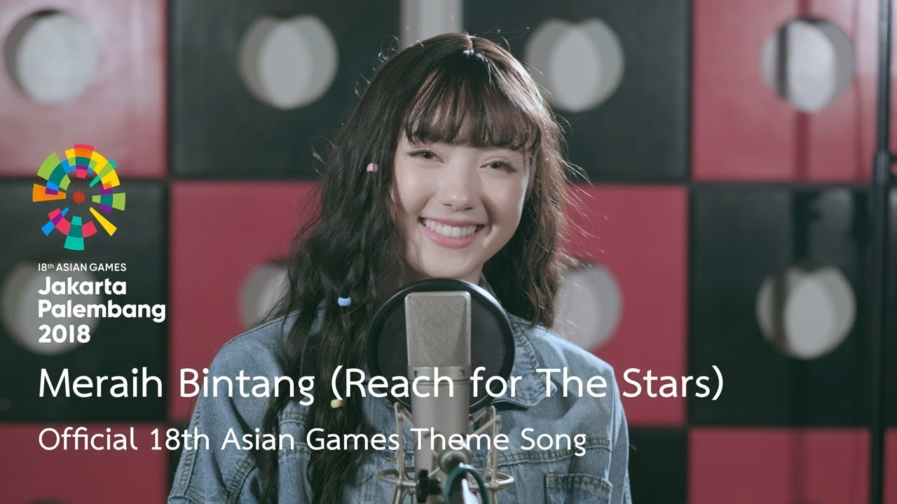 Sambut Asian Games, 5 penyanyi Asia cover 'Meraih Bintang' Via Vallen