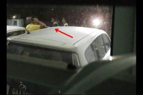 Pintu mobil terbuka saat jam 2 pagi, nasib pria ini nyaris tragis