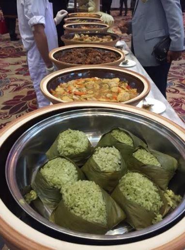 makanan tamu asian games istimewa