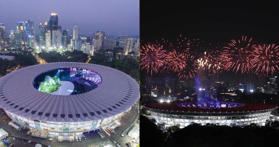 5 Penampilan paling memukau di pembukaan Asian Games 2018, keren abis