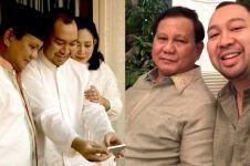 7 Potret kebersamaan Prabowo dan putranya yang jarang terekspose