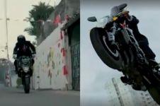 Bikin penasaran, ini sosok stuntman Jokowi di pembukaan Asian Games
