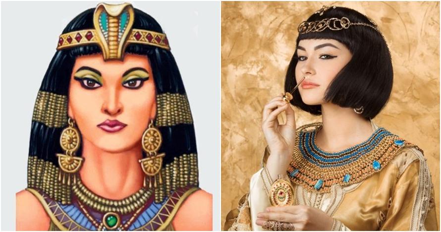 Tak disangka, 10 produk makeup ini ternyata sudah ada di zaman kuno