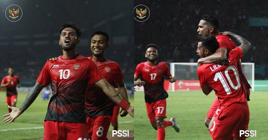 Indonesia vs Hong Kong, misi ganda Garuda Muda lolos 16 Besar