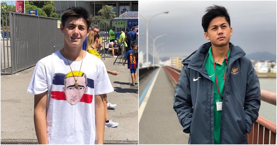 10 Gaya Antoine, gelandang timnas Filipina disebut mirip Rendy Julians