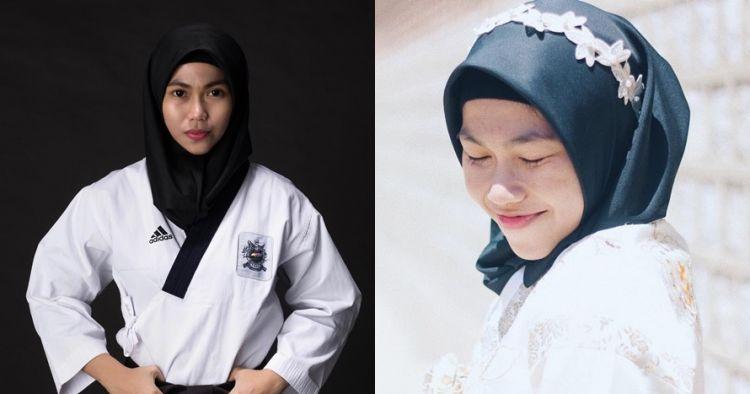 10 Potret Defia Rosmaniar, penyumbang medali emas pertama Indonesia