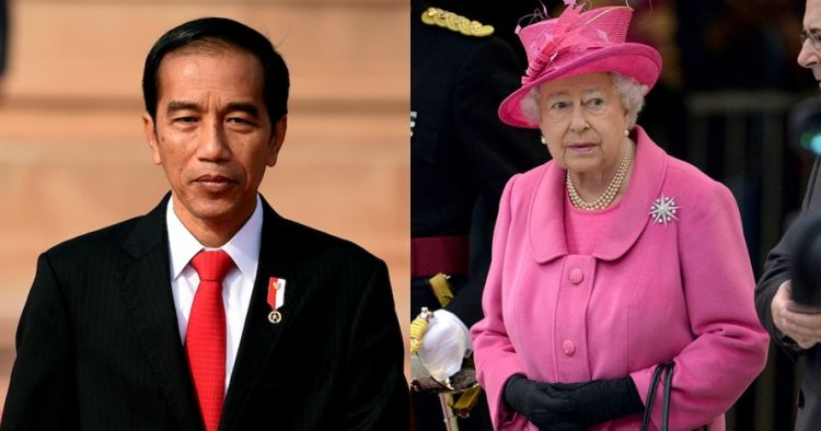 8 Adu gaya Jokowi vs Ratu Elizabeth pakai stuntman, M:I vs James Bond