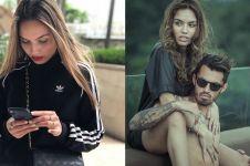 8 Potret seksi Carmen Rowena, istri Lilipaly pencetak gol Timnas di AG