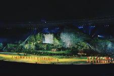 Sosok di balik panggung megah pembukaan Asian Games