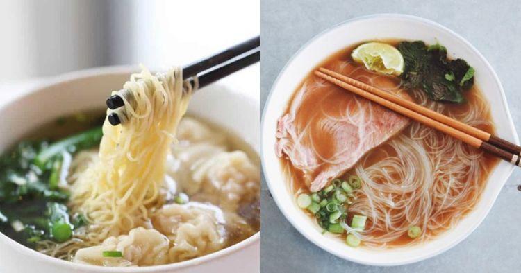 7 Kuliner olahan mi favorit dari Asia ini siap bikin kamu laper mata