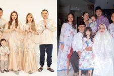 Gaya 12 seleb rayakan Idul Adha, kompak bareng keluarga nih