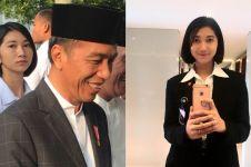 10 Pesona Serda Ambar, Paspampres Jokowi yang cantiknya kebangetan