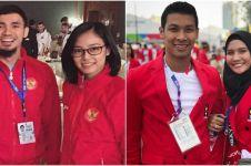 3 Pasangan atlet ini sama-sama berlaga di Asian Games 2018