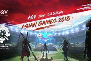Dipertandingkan di Asian Games 2018, ini 4 keistimewaan AOV