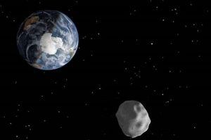 Asteroid raksasa akan lintasi bumi, lebih besar dari Piramida Mesir