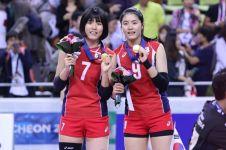 4 Kembar nan cantik ini berlaga habis-habisan di Asian Games 2018